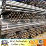 Материал стальной трубы углерода ERW круглый