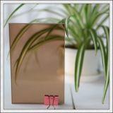 ゆとり、青銅、緑、青、建物のWindowsのためのピンクのフロートガラスのパネル