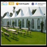 Famoso impermeável Wedding Gazebo do PVC Party Event de Big Outdoor White Pop acima Aluminum do jardim de Aluminum