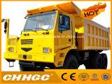 Hh65mt off-Road 광업 덤프 트럭, 판매를 위한 팁 주는 사람 트럭