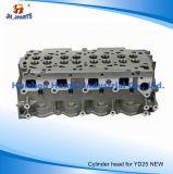 Testata di cilindro del motore per Nissan Yd25 nuovi 908510 11040-Eb30A 11039-Ec00A