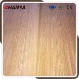 Chapa de madera de Gurjan de los pies 4*6 para los muebles caseros