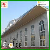 Marco del espacio de estructura de acero con estándar del SGS