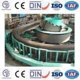 Стальное изготовление Китая машины трубы сварки оцинкованного металла