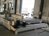 Asse della macchina 4 di CNC per legno rotondo, materiali del cilindro