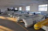 Liya 11ft 5persons 적당한 디자인 소형 팽창식 PVC 늑골 배 중국