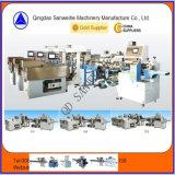 Larga fideos secos automático de pesaje y maquinaria de embalaje