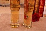 De duidelijke Kop van het Glas van het Bier van de Wijn van het Sap van het Water voor het Drinken van Glaswerk