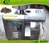 ステンレス鋼の小型oilpress機械--------Moringaのシードを処理できる
