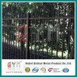 Загородка пикетчика конструкции загородки сваренной сетки стальная временно