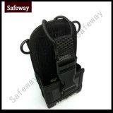 Il nylon del sacchetto del walkie-talkie di Msc-20d trasporta la cassa per Baofeng