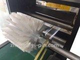 Placa desechable Las mercancías Servicio Vajilla de papel Máquina de película de embalaje
