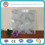 Vidrio decorativo claro con tecnología ULTRAVIOLETA