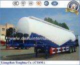 semi Aanhangwagen van de Tank van het Poeder van /Coal van het Cement van 73cbm de Bulk
