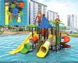 De hete Verkopende Dia's van het Park van het Water van de Glasvezel van de Fabriek van China Levering Gebruikte