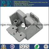 Adaptateur personnalisé de bâti d'acier inoxydable de haute précision