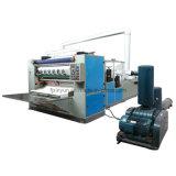 alta velocidad caja automática dibujo tejido facial línea de producción de papel