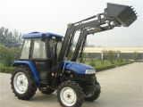50HP 4WD China Farming Garden Tractor