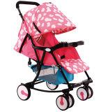 Baby-Spaziergänger, Kinderwagen, Baby-Buggy, Pram