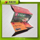 Brochure chaude de vidéo de pouce HD/IPS de la vente 7 d'impression promotionnelle de brochure