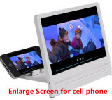Smart Phone 3D Enlarger Phone Screen MagnifierのためのScreenを拡大しなさい