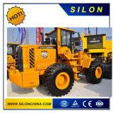 Foton Lovol低価格の5トンの車輪のローダーFL955f