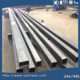 Hat Channel Steel Square Tube