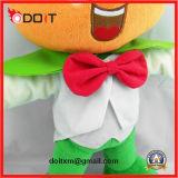 Bambola su ordinazione della peluche della bambola della peluche del ragazzo del regalo di promozione della Banca