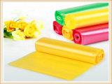 Мешки отброса Drawstring HDPE пластичные/мешки стационара неныжные