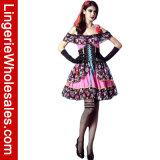 Halloween-Partei-Tag der Frauen des toten reizvollen Senorita Cosplay Costume