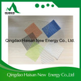 acoplamiento Álcali-Resistente de la fibra de vidrio del calor de la pared/de la azotea de 125g 145g 160g para la venta