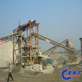 Chaîne de production artificielle de granit de haute performance constructeur automatique