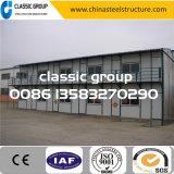 A buon mercato Caldo-Vendendo la Camera prefabbricata della struttura d'acciaio utilizzata per l'ufficio negli impianti