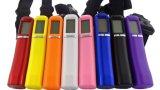 Échelle Pocket portative s'arrêtante bon marché de bagage de course de Digitals
