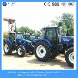 4WD多機能の農業動かされた耕作トラクター70HP