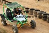 Gokart adulto verde equipaggiato 200cc