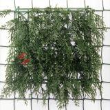Загородка сада ограничивает изгородь дешевого декоративного высокого качества искусственную