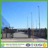 China-Lieferanten-preiswerter Zaun 5FT x 8FT galvanisierter Stahlhochleistungszaun