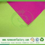 Ткань ткани материального Non-Woven полипропилена Nonwoven