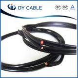 Câble solaire à un noyau des câbles PV1-F picovolte de certificat de TUV