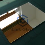 2-6mm vidrio pintado trasero (vidrio lacado) para aplicaciones de decoración de interiores