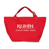 Sacs à provisions écologiques de sac d'emballage de sac de toile de toile rayée de coton de marine 2016