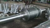 Ротор турбины куя тяжелый выкованный большой генератор