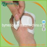 Limpeza de ferida impermeável transparente descartável estéril do plutônio IV