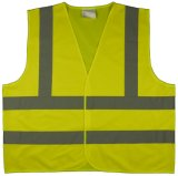 En471를 가진 높은 Visibility Refelctive Safety Vest