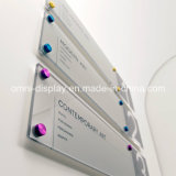 AluminiumDisplay Sign Standoff (Size 25*25mm)
