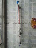 Wasser-Warnungs-Fühler-Anblick-Glas - magnetischer Gleitbetriebs-Typ waagerecht ausgerichtetes Anzeigeinstrument