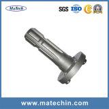 Precisão do OEM que faz à máquina o forjamento do motor deslizante do eixo do CNC Ss