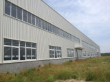 Atelier galvanisé de structure métallique (KXD-SSB1241)