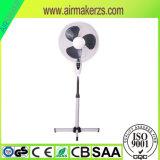 16 Zoll-Plastikmarken-elektrischer Standplatz-Ventilator mit